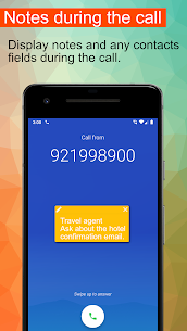 Call Notes Pro Apk- check out who is calling (Beta/Paid) 1
