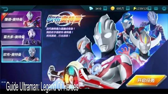 Baixar Ultraman Legend of Heroes APK 1.1.5 – {Versão atualizada} 2