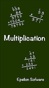 Math  Long Multiplication Apk Download 1
