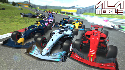 Ala Mobile GP - Formula cars racing  screenshots 6