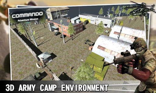 US Army Mission - Free FPS Games  Screenshots 14