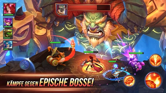 Dungeon Hunter Champions: Epic Online Action RPG Screenshot