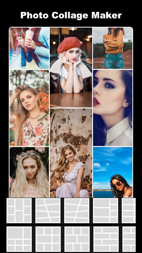 Collage Maker- Photo Collage , Photo Frame  screenshots 1