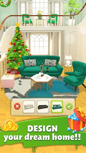 Télécharger Home Memory: Word Cross & Dream Home Design Game APK MOD 2