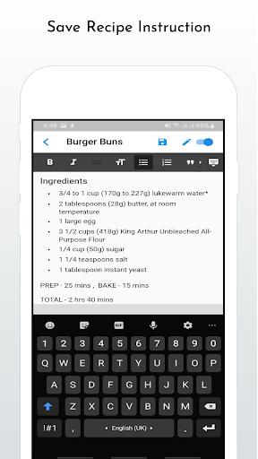 Recipe Cost Calculator - Baker Assistant - Bakery 1.0.1 screenshots 2