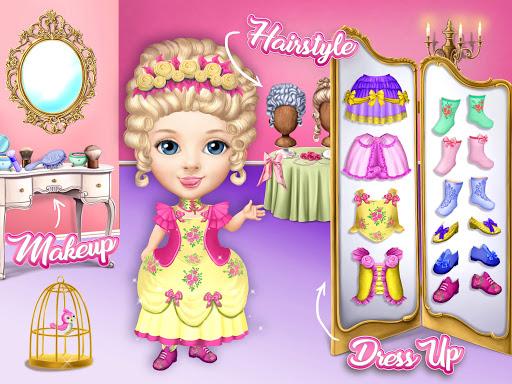 Pretty Little Princess - Dress Up, Hair & Makeup  screenshots 14
