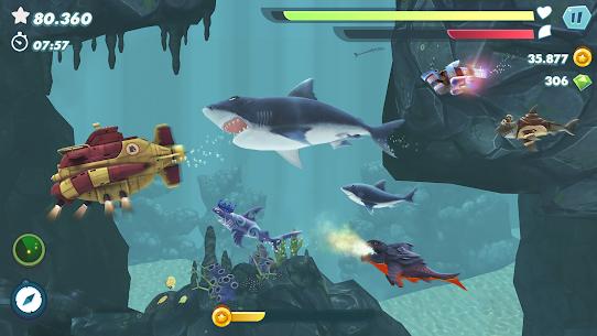 Hungry Shark Evolution MOD APK 8.8.0 (Coins/Gems) 7