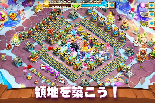 Castle Clash:ギルドロイヤル modiapk screenshots 1