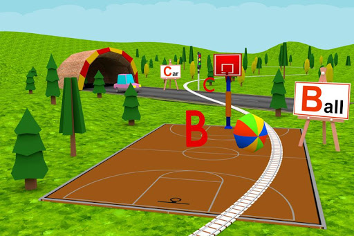 Learn ABC Alphabet - Train Game For Preschool Kids 2.1 screenshots 2
