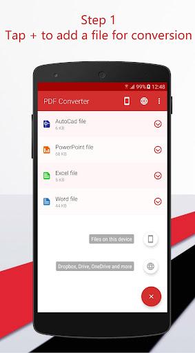 PDF Converter  Screenshots 3
