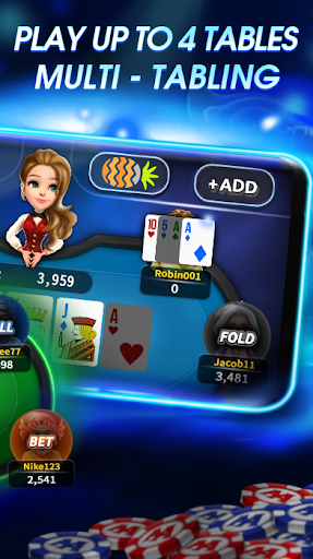 AA Poker - Holdem, Omaha, Blackjack, OFC 3.01.27 screenshots 9