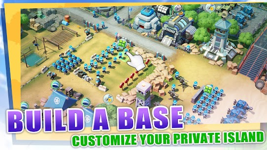 Top War: Battle Game Apk Mod + OBB/Data for Android. 4