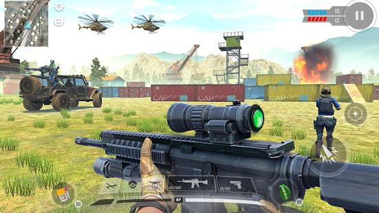 Commando Adventure Assassin: Free Games Offline 3D apk