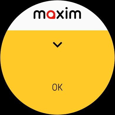 maxim u2014 order taxi, food and groceries delivery  screenshots 12