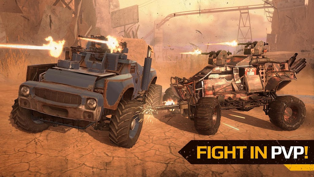 Crossout Mobile - PvP Action  poster 3