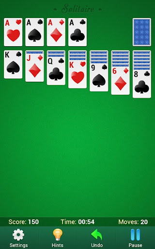 Solitaire - Classic Klondike Solitaire Card Game screenshots 9