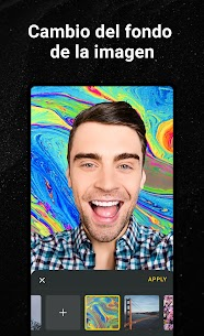 Lensa: editor de fotos para retocar tu selfie 5