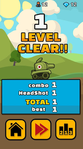 Mini Tank Hero android2mod screenshots 4