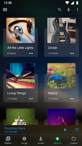 Music Player android2mod screenshots 4