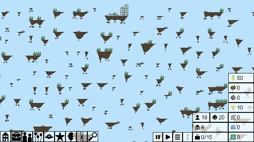 The Final Earth 2 - Sci-Fi City Builder 1.0.13 screenshots 18