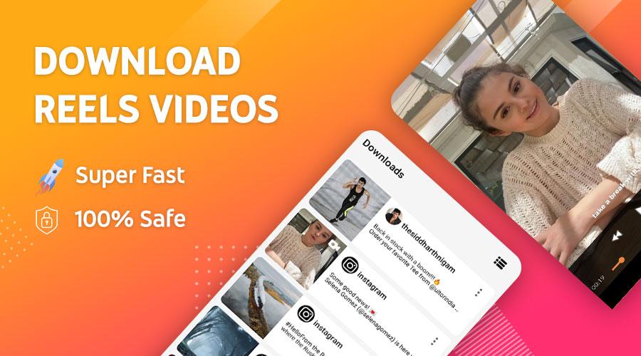 Reels Video Downloader for Instagram - Story Saver