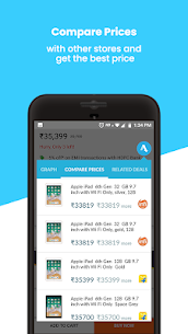 Buyhatke Online Shopping Assistant 3.4 Mod + Data for Android 3