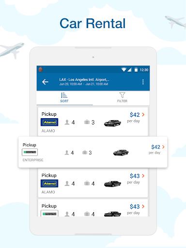 CheapOair: Cheap Flights, Cheap Hotels Booking App 3.20.18 Screenshots 11