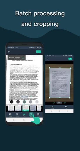 Simple Scan - Free PDF Scanner App android2mod screenshots 2