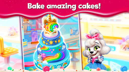 Sweet Escapes: Design a Bakery with Puzzle Games  screenshots 3