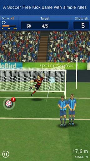 Finger soccer : Football kick 1.0 Screenshots 6