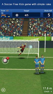 Finger soccer : Football kick 1.0 Screenshots 11