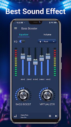 Equalizer -- Bass Booster & Volume EQ &Virtualizer 1.5.3 Screenshots 7