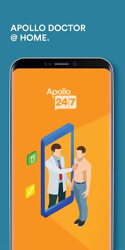 Apollo 247 - Online Doctor & Apollo Pharmacy App apktram screenshots 2