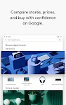 screenshot of Google Shopping: Discover, compare prices & buy