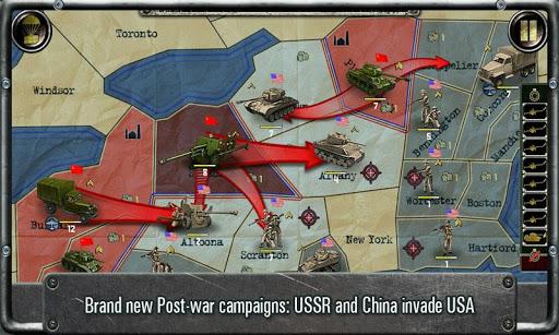 Strategy & Tactics: USSR vs USA 1.0.20 screenshots 2