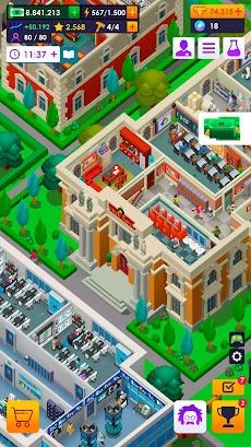 University Empire Tycoon - 放置経営ゲームのおすすめ画像5