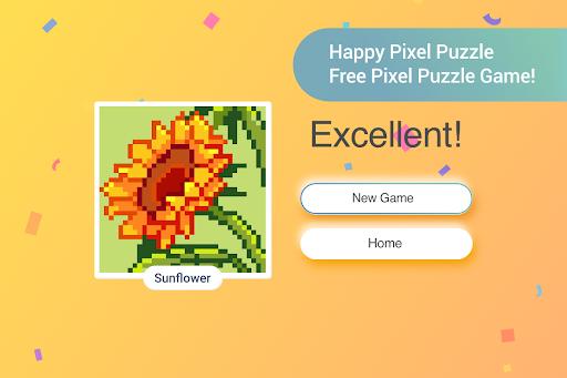 Happy Pixel - Free Nonogram Coloring Puzzle Game 3.4.2 screenshots 8
