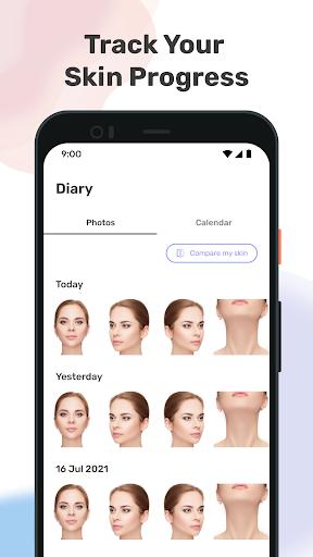 TroveSkin 2.0 Skincare Tracker Apkfinish screenshots 5