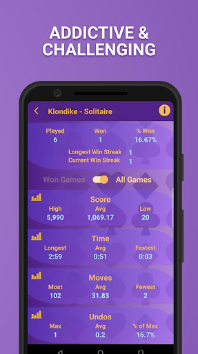 Solitaire Free Pack 16.8.0.RC-GP-Free(1603062) screenshots 5