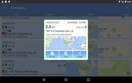 Earthquake 2.26 Screenshots 6