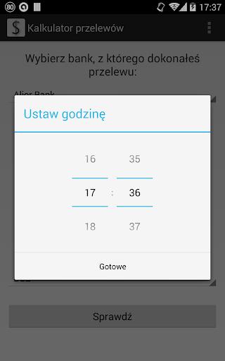 Kalkulator przelewów For PC Windows (7, 8, 10, 10X) & Mac Computer Image Number- 7