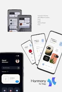 Harmony for KLWP APK (PAID) Download Latest Version 1