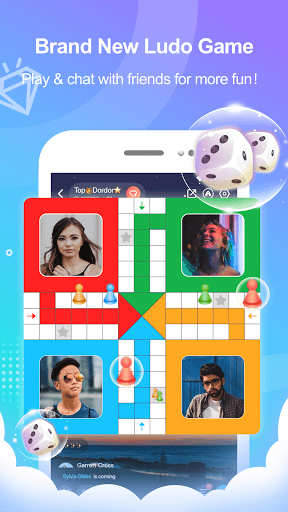 Kito - Chat fun, Free group chat, Ludo, clubhouse  screenshots 1