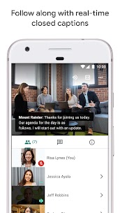 Google Meet – Secure Video Meetings 5