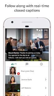 Google Meet - Secure Video Meetings