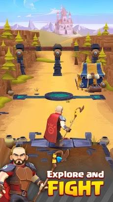 ウィザードの戦いアイドルバトルシミュレーター   ARPGゲーム   War of Wizardsのおすすめ画像4