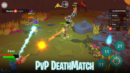 Space Pioneer: Action RPG PvP Alien Shooter screenshots 6