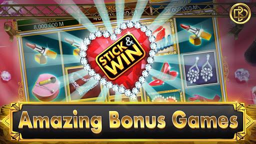 SLOTS - Black Diamond Casino apkslow screenshots 2