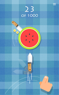 Knife vs Fruit: Just Shoot It! Screenshot
