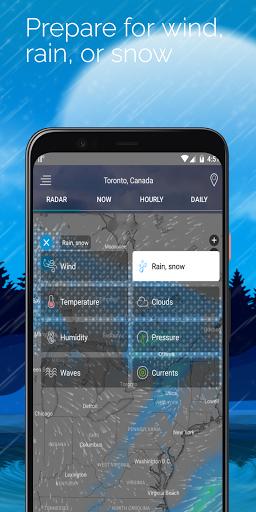 Weather Radar Pro—Weather Live Maps, Storm Tracker  screenshots 3